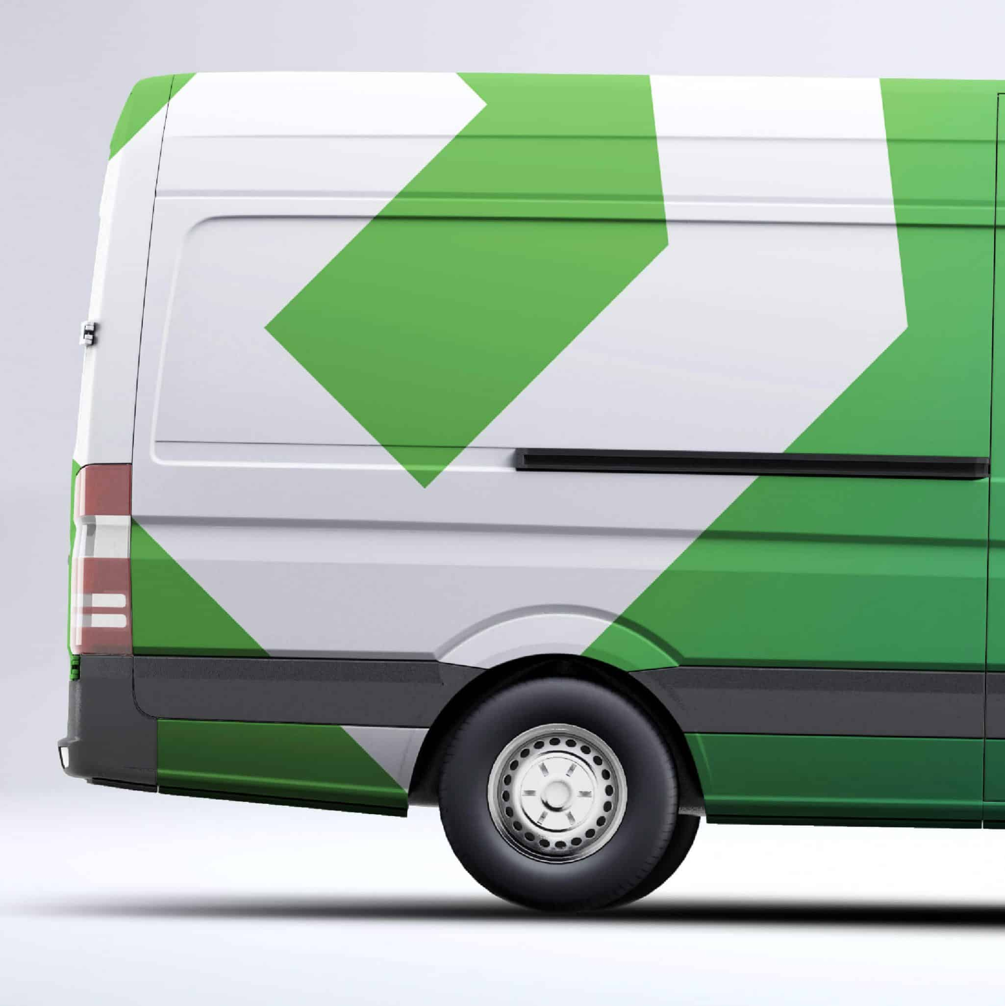 Endurance Windows Van Back