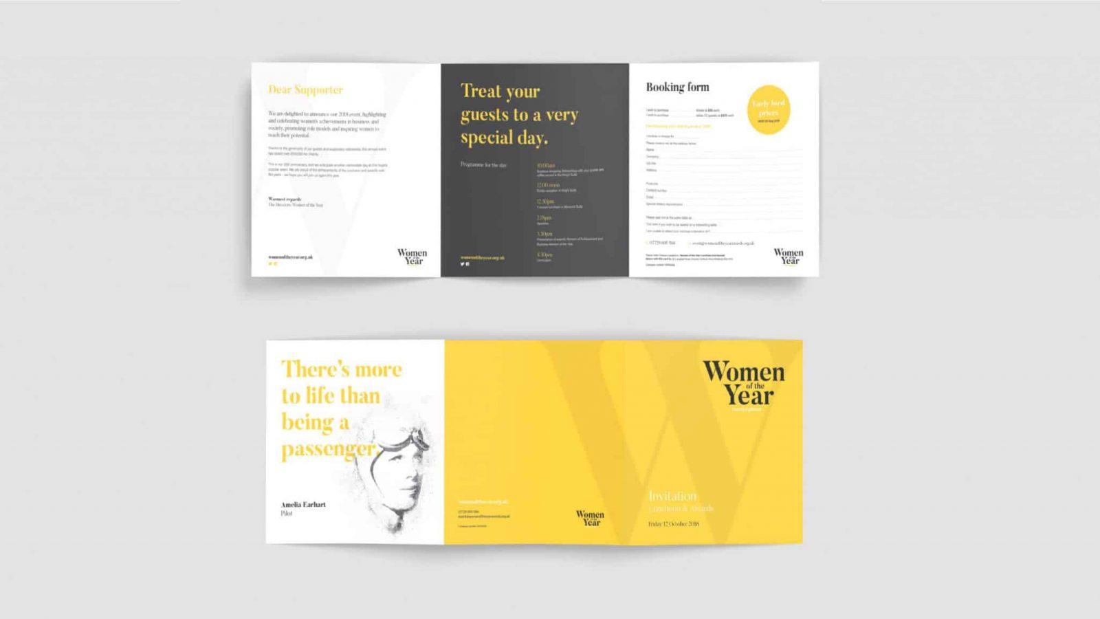 Women of the Year Case Study